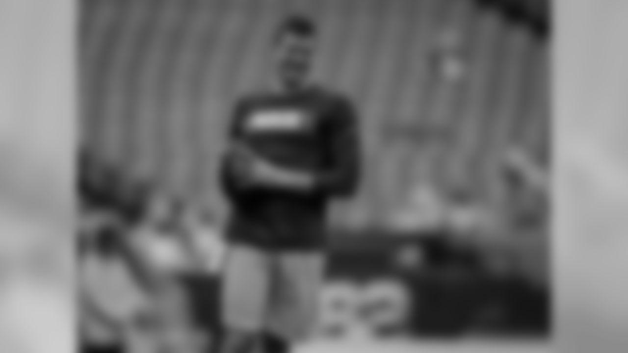 #8 - QB Tim Boyle
