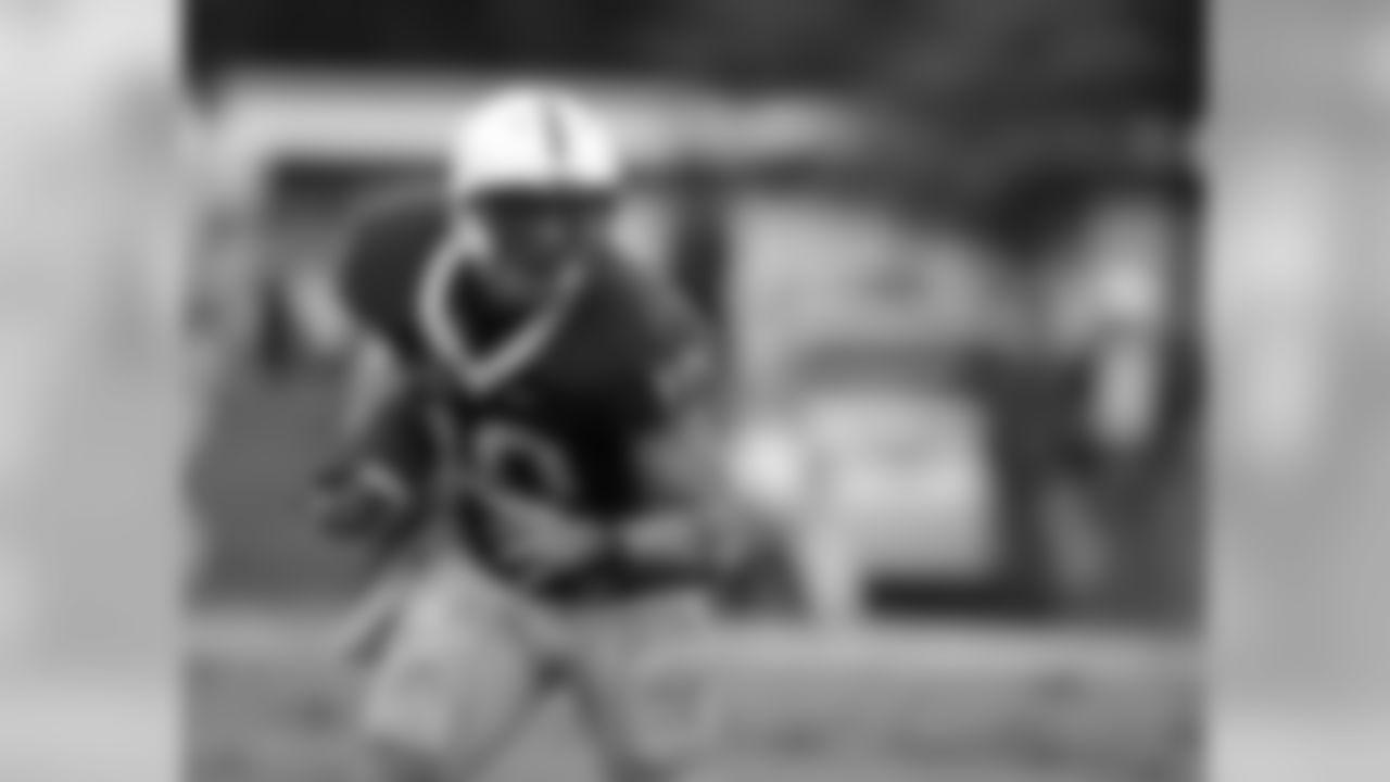 Andrew Quarless - #10 - Penn State