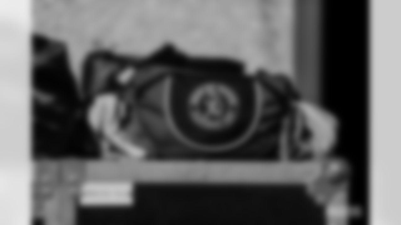 Green Bay Packers equipment bag