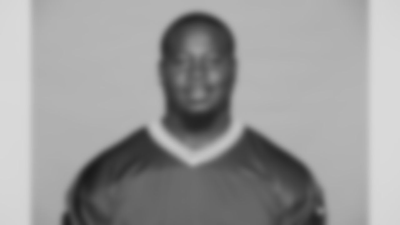 Letroy Sheldon Guion Jr., number 98, was born in Gainesvilla, Fla.