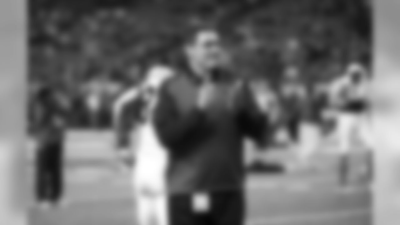 Head Coach Ron Rivera