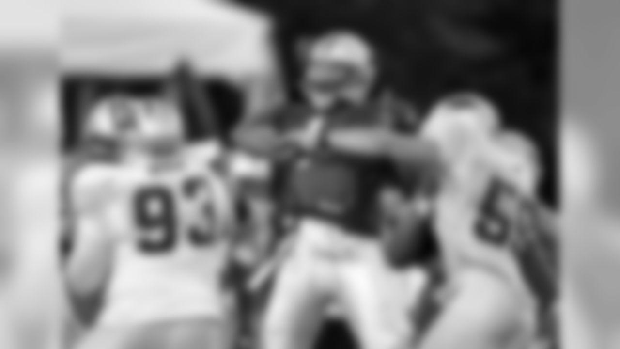 Quarterback Cam Newton