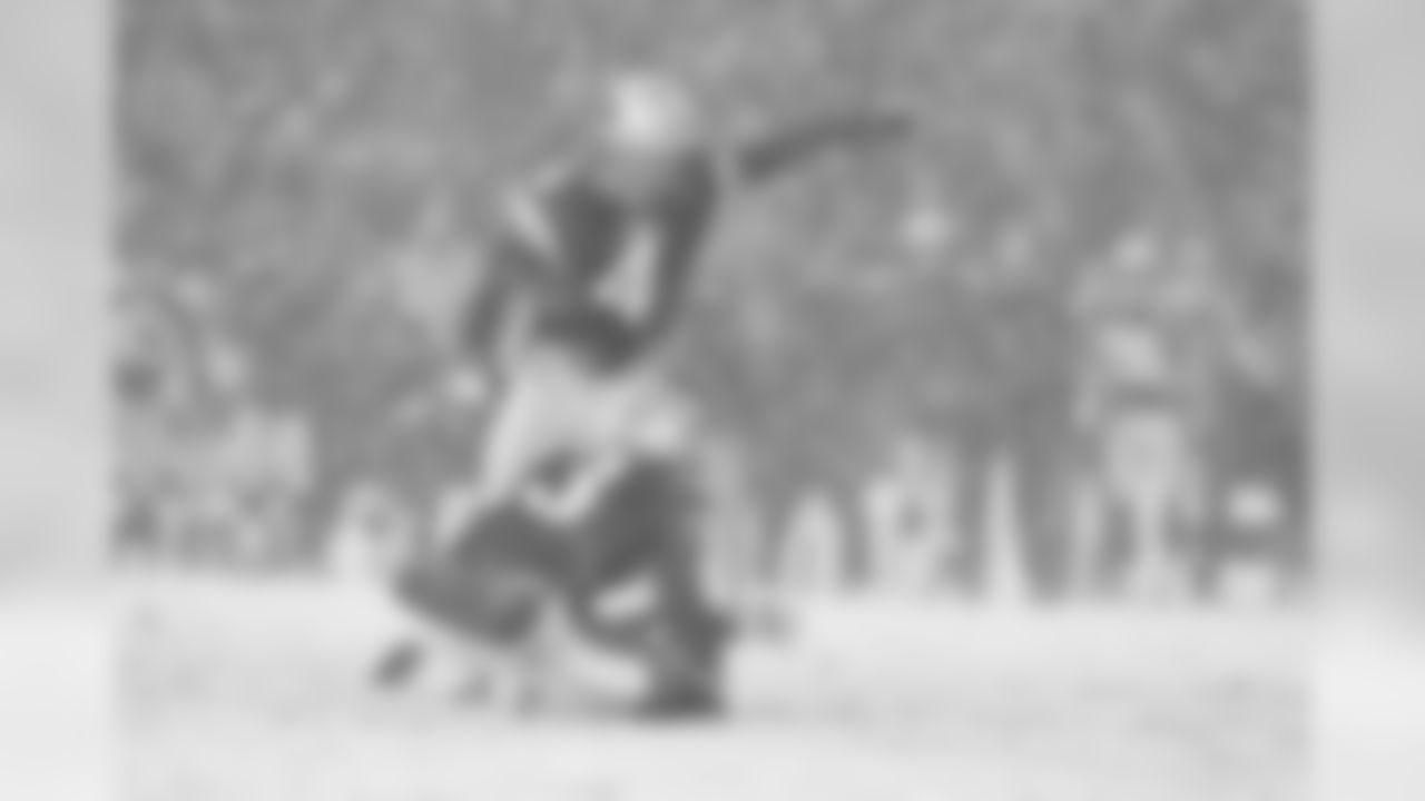 Adam Vinatieri's Snow Bowl kick