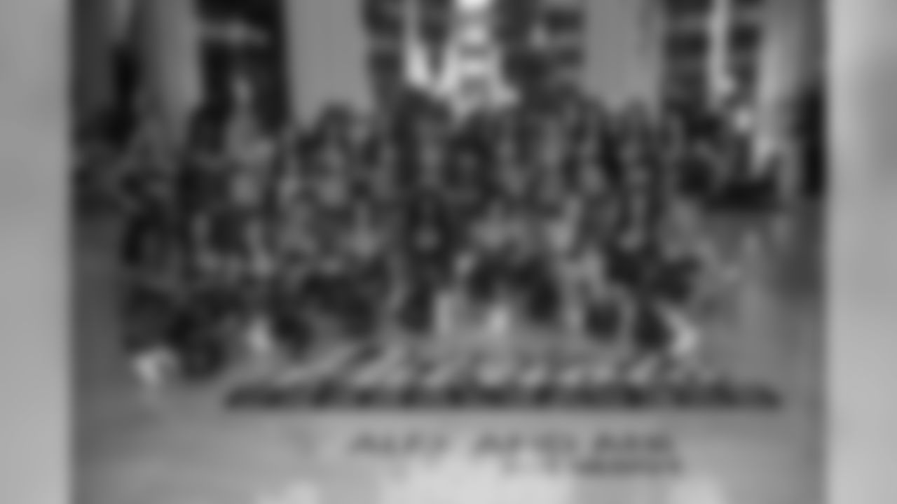 Squad photo at Paradisus Cancun Resort