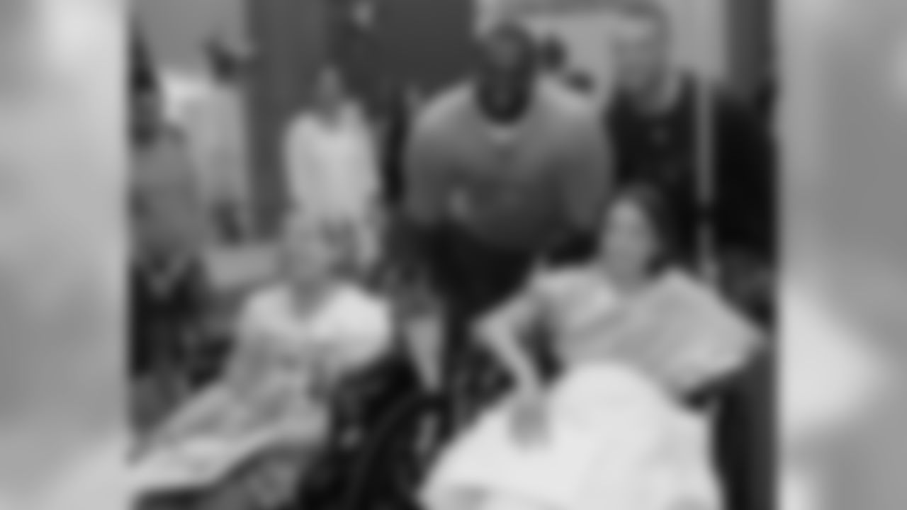 Mesko, Brace, Silvestro & Koepplin visit Children's Hospital