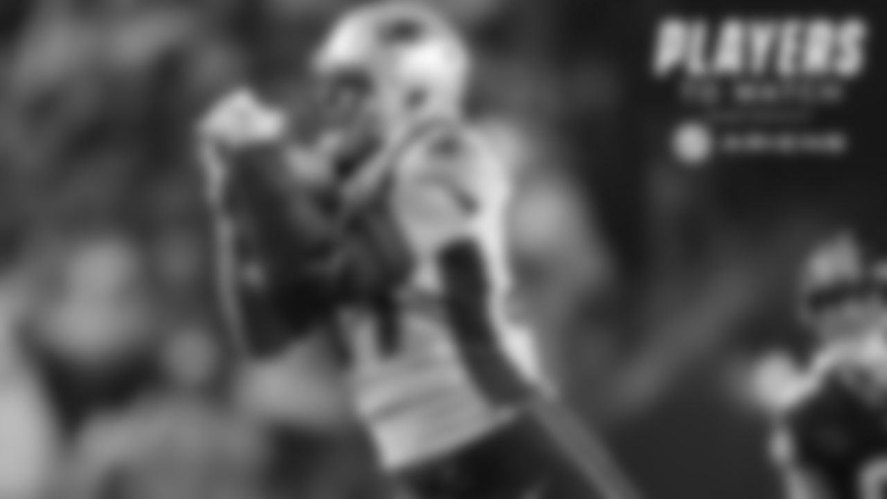 Rob Gronkowski – New England's All-Pro has dominated the Steelers as much as any team over the years, including nine catches for 168 yards in the most recent meeting last December. Gronkowski also happens to be coming off arguably his best game of the season last Sunday in Miami. Will it be another big day for the big tight end in Pittsburgh?