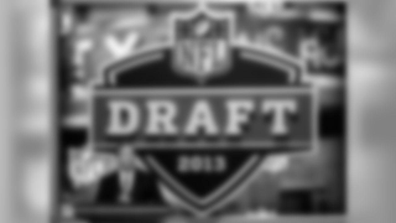 NFL Commissioner Roger Goodell opens the NFL football draft, Thursday, April 25, 2013, at Radio City Music.