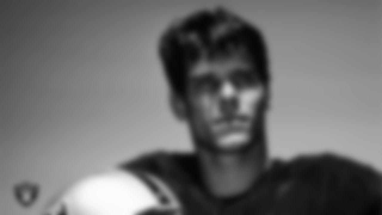 WR John Roderick (1968)  After two years with Miami, Roderick played in 11 games with the Raiders in 1968 and recorded 2 fumble recoveries.