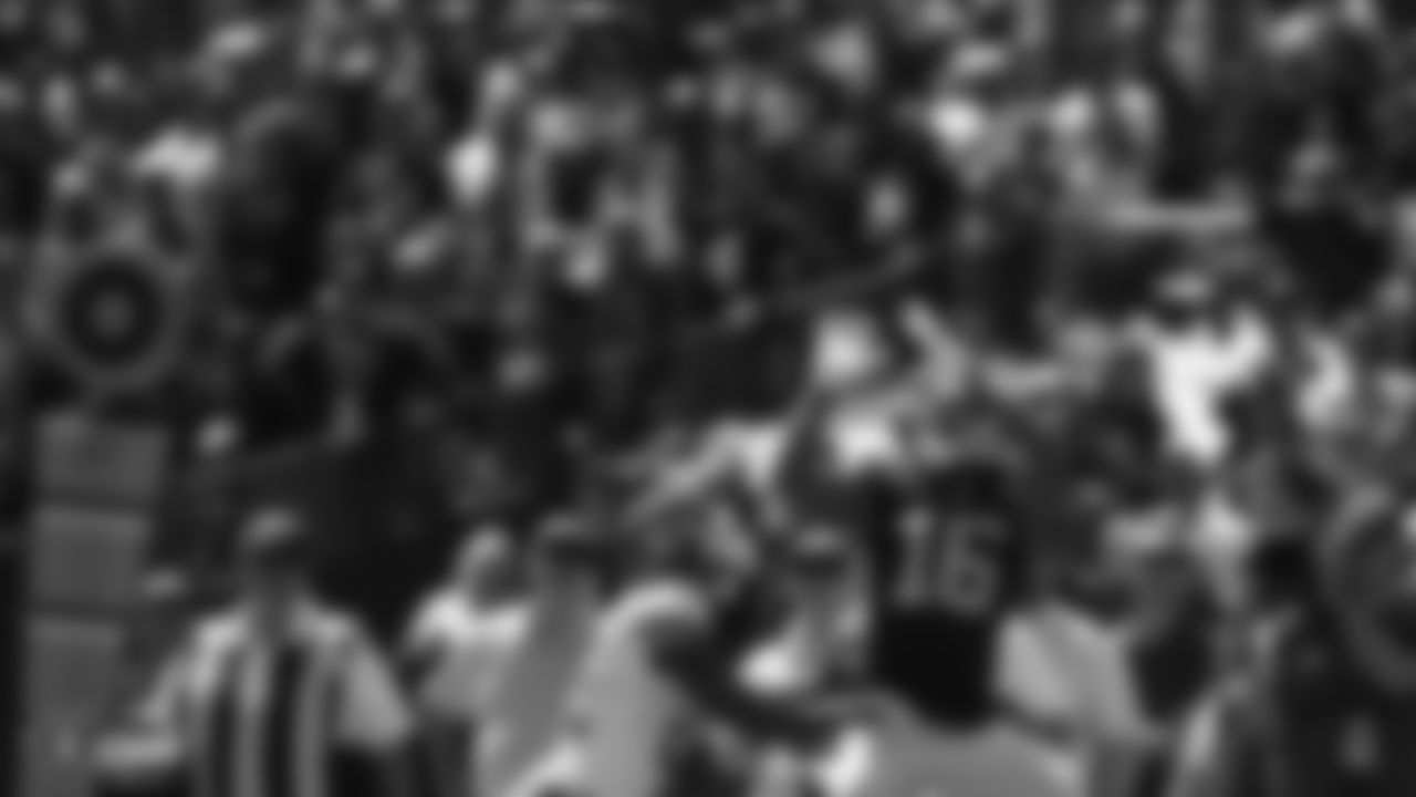 The Raiders regular season game against the Kansas City Chiefs at Oakland-Alameda County Coliseum.