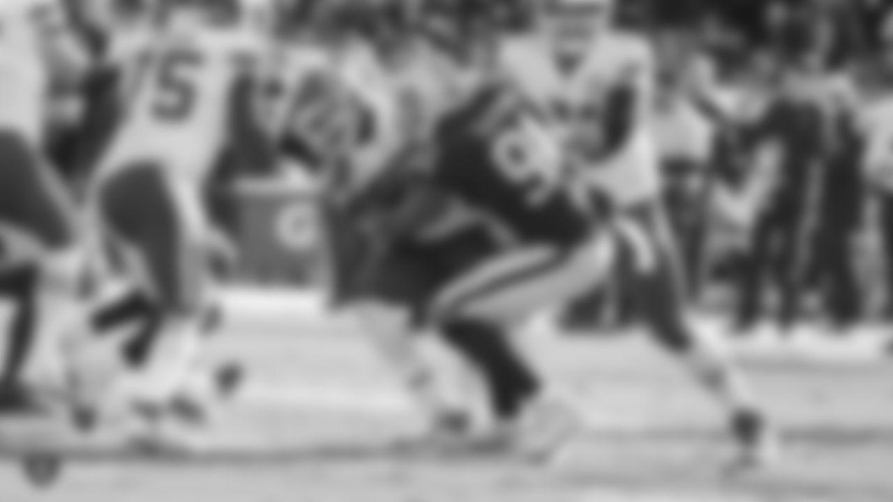 The Oakland Raiders regular season game against the Kansas City Chiefs at Oakland-Alameda County Coliseum, Sunday, December 2, 2018, in Alameda, California.