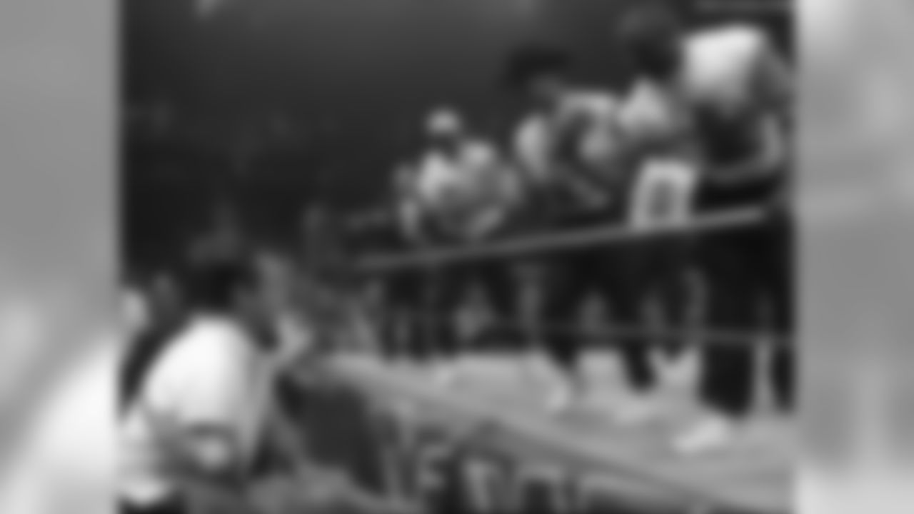Ken Norton, Jr. At Wrestlemania 11