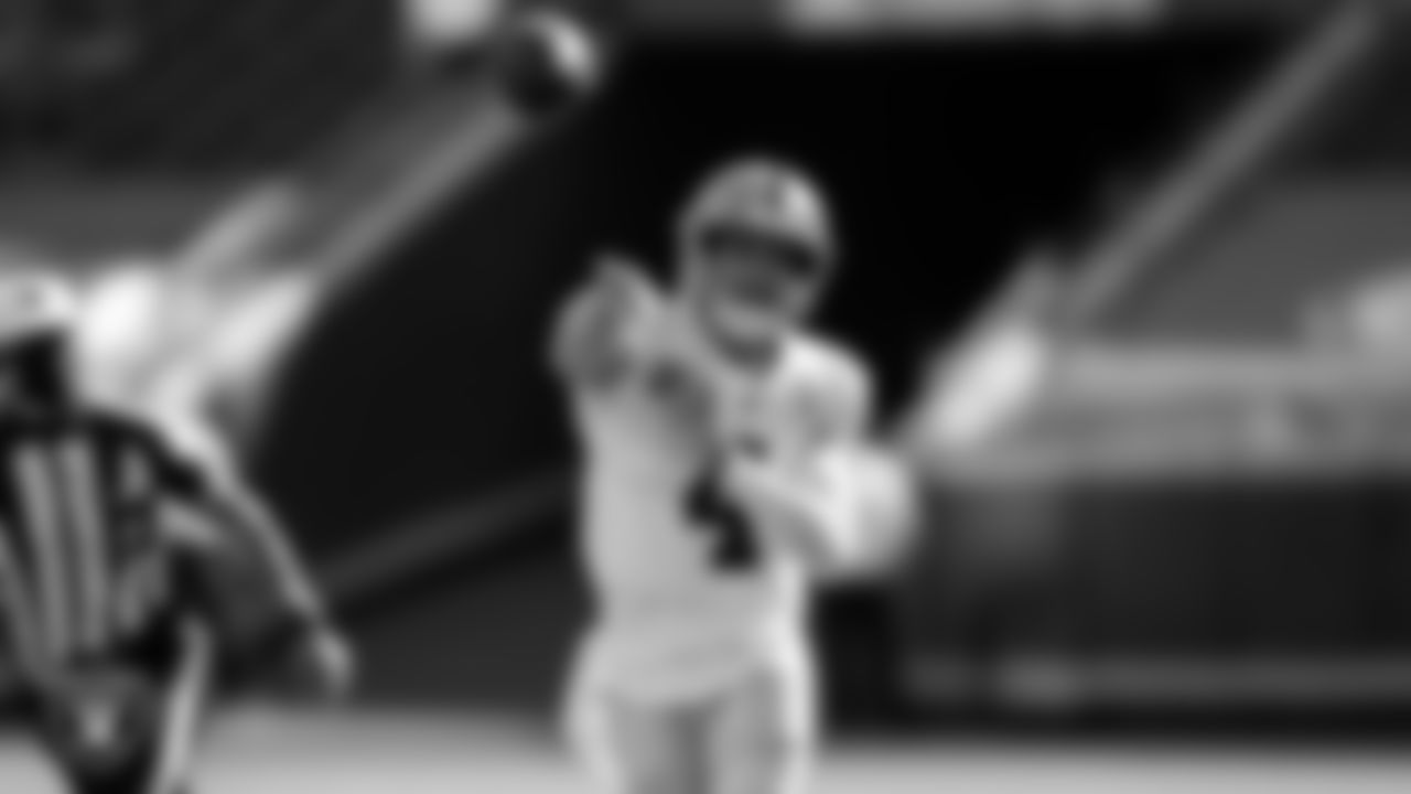 QB Derek Carr  Passing Yards - 2002