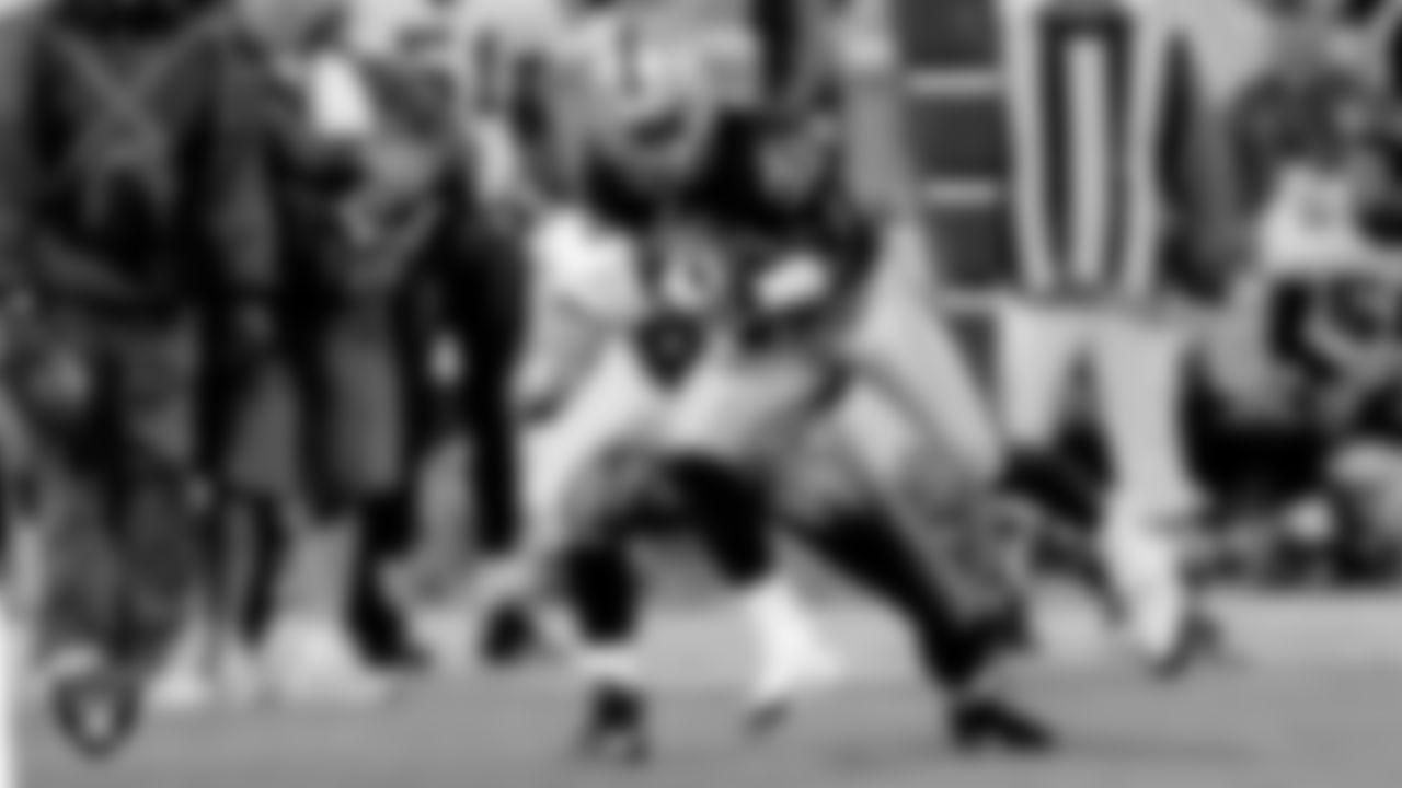 10. DB Phillip Buchanon (2002-04)  Total interception return yards: 326 yards
