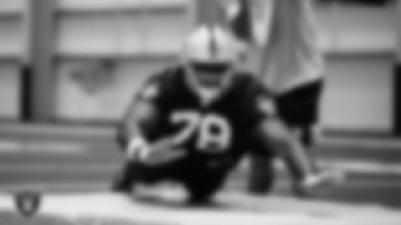 OL Patrick Omameh  Previous teams: Tampa Bay Buccaneers (2014), Chicago Bears (2015), Jacksonville Jaguars (2016-18), New York Giants (2018), New Orleans Saints (2019), Kansas City Chiefs (2020), Las Vegas Raiders (2020)