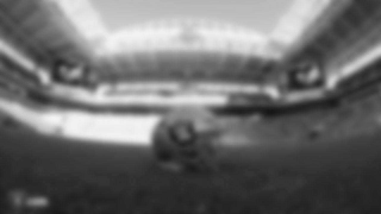 The Oakland Raiders regular season game against the Miami Dolphins at Hard Rock Stadium, Sunday, September 23, 2018, in Miami Gardens, Florida.