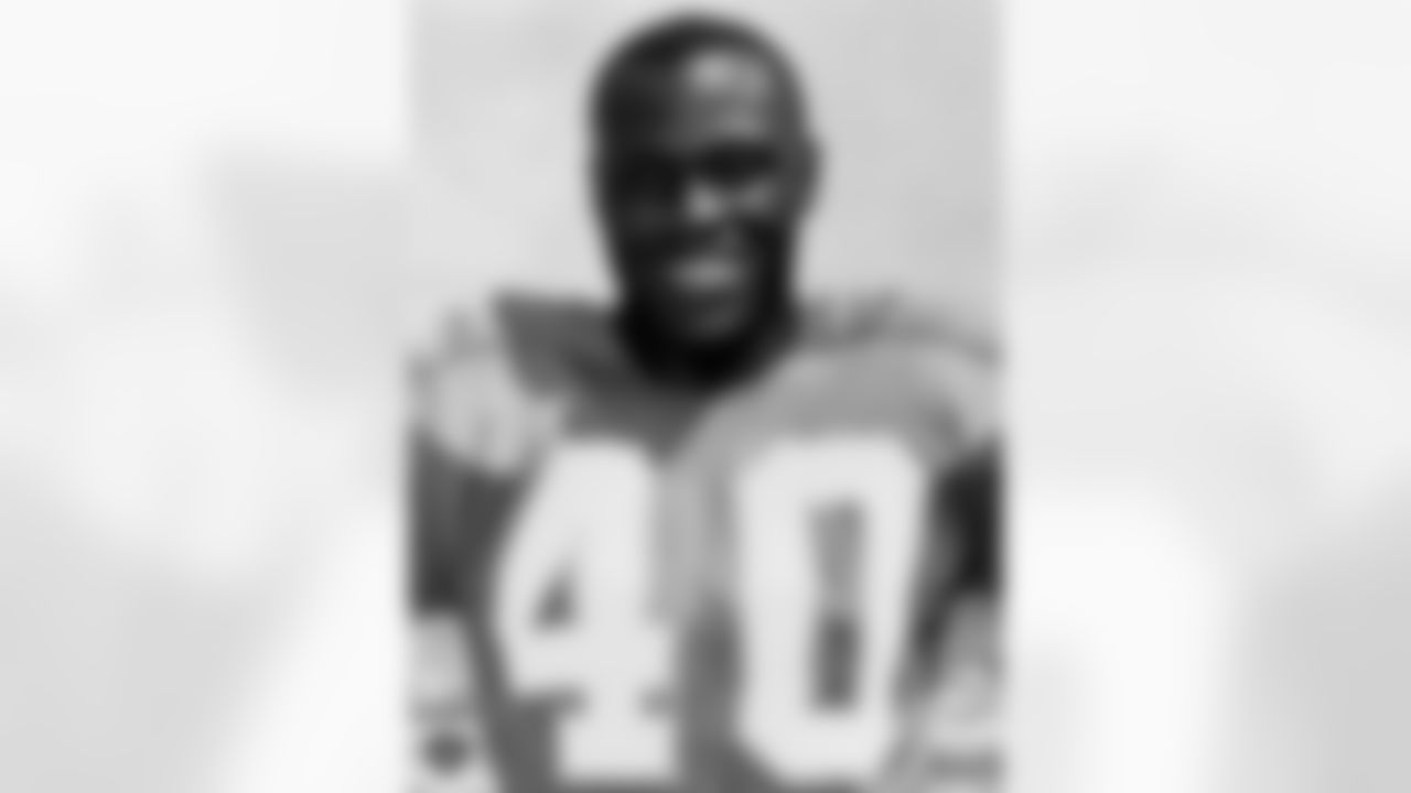 WR Bo Roberson (1962-65)  Roberson won the silver medal in the long jump during the 1960 Olympics.