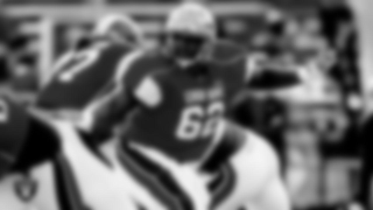 C Rodney Hudson - 2011 Senior Bowl