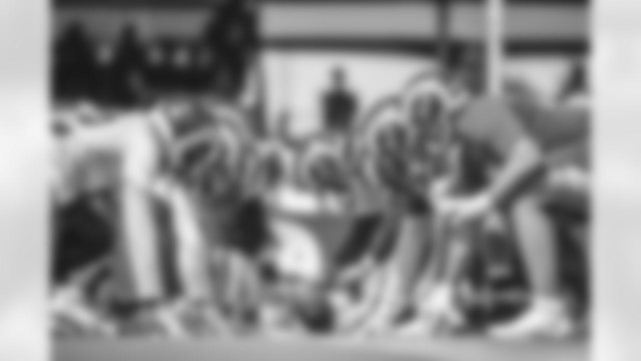 2021 Rams Camp Day 3 (Jeff Lewis/LA Rams)