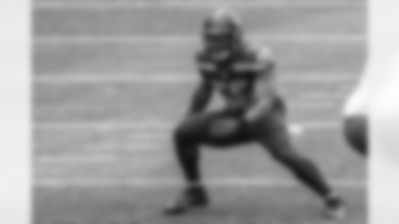 2020, No. 27 – LB Jordyn Brooks, Seattle Seahawks
