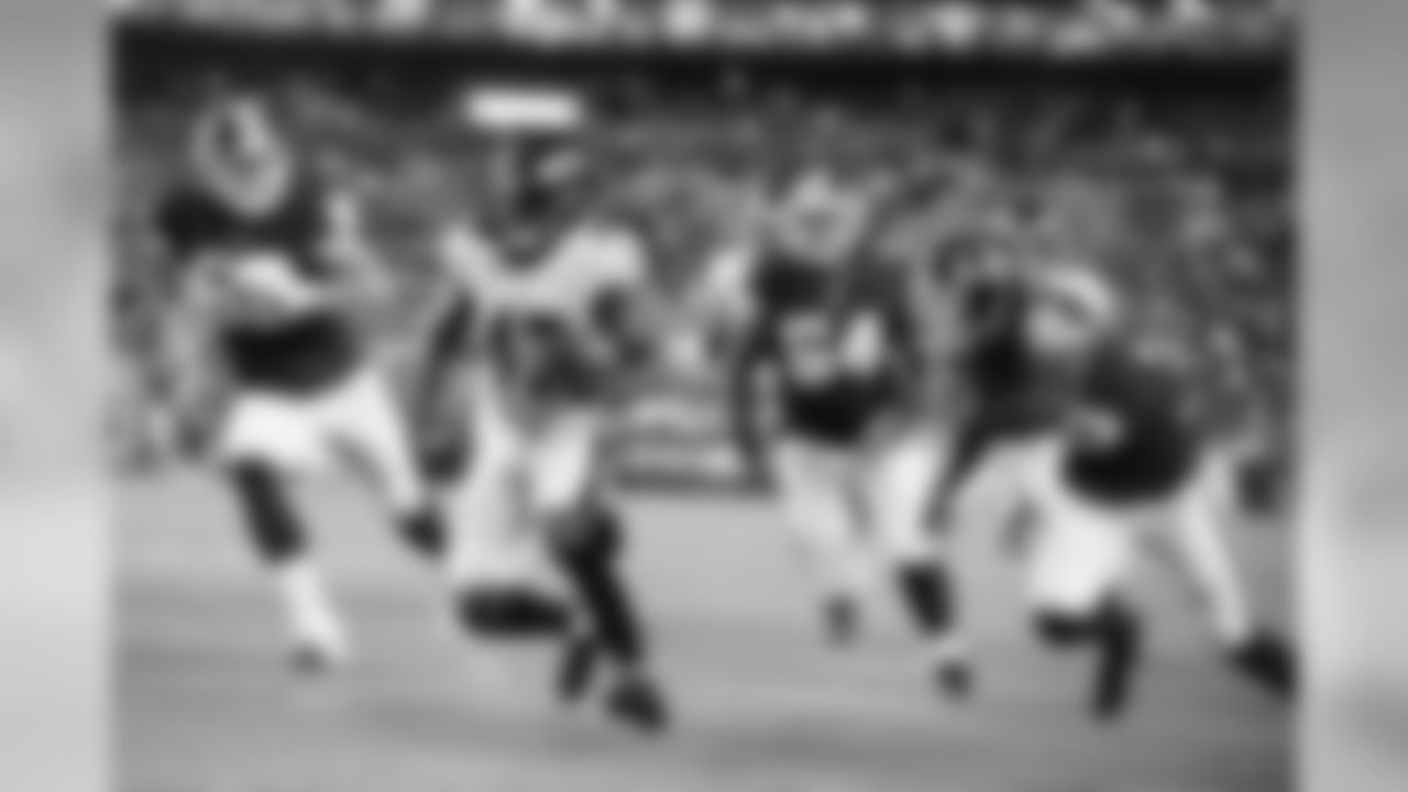RB De'Lance Turner August 29, 2019 Baltimore Ravens v Washington Redskins pre-season game..