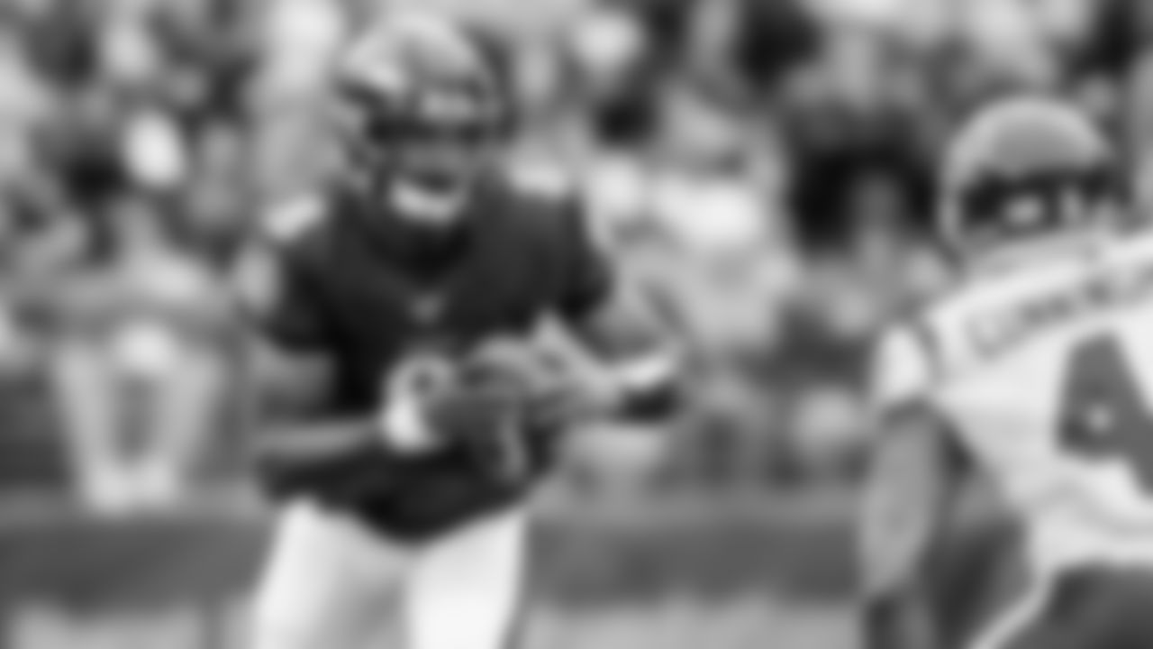 QB – Lamar Jackson (2018-current) Jackson edged out Joe Flacco in the tightest vote of the team. Jackson has clearly had the most regular-season success of any quarterback in Ravens history, starting his career with a 19-3 record, breaking the single-season rushing record for a quarterback and becoming the second unanimous MVP in league history. He's just 23 years old but has changed the game at his position. Flacco has a Super Bowl ring and was one of the best playoff quarterbacks of his era, but he was never voted to a Pro Bowl.