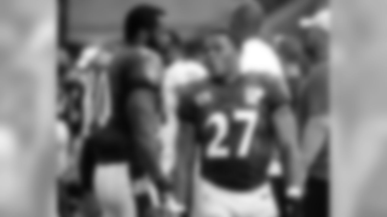 Running back Ray Rice struggled with hip and thigh injuries for much of the year. That affected his ability to cut, make defenders miss and get yardage after contact. Backup Bernard Pierce dealt with a nagging hamstring injury for much of the season. Getting two healthy running backs at the start of next year could make a world of difference for the run game.