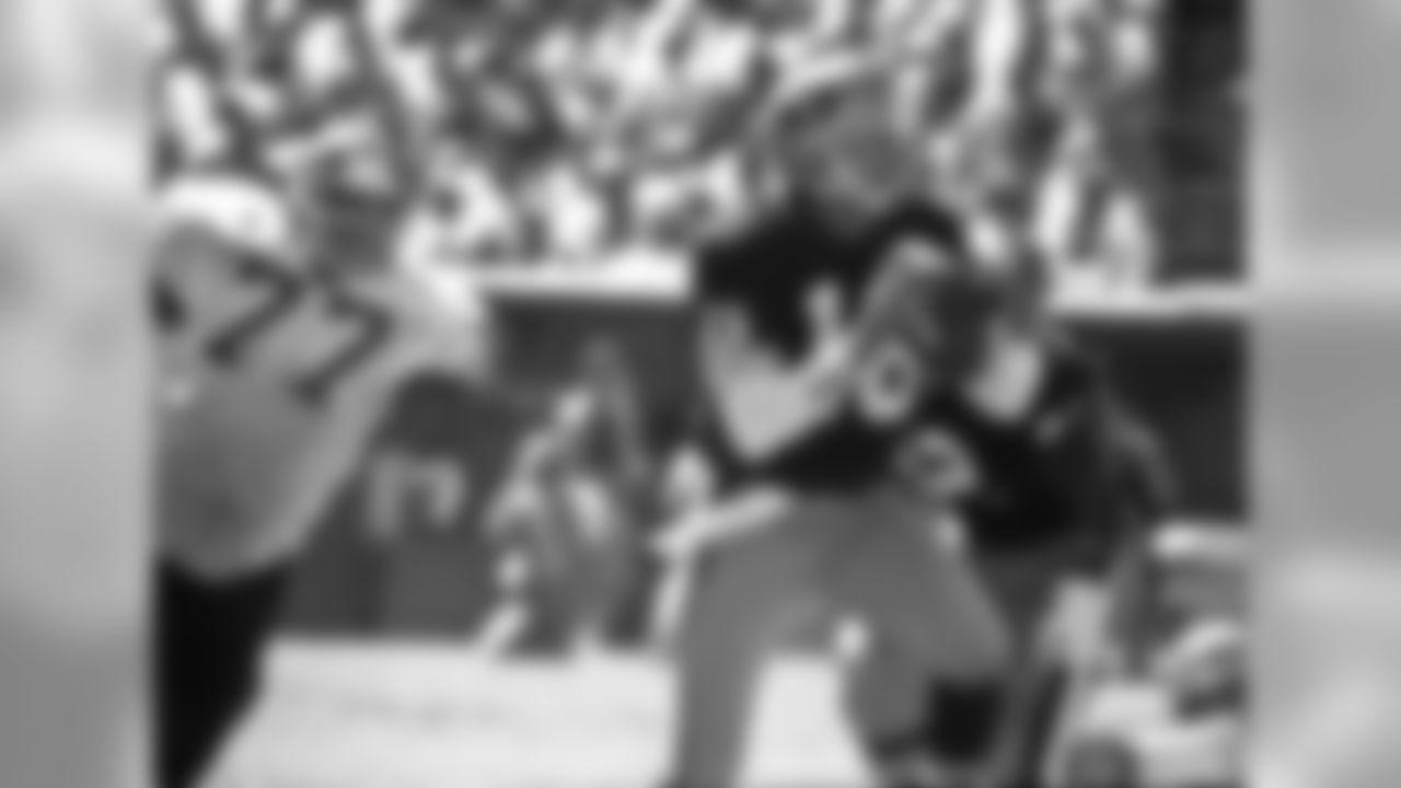 Darryl Grant (1981-1990) -- 27 Sacks