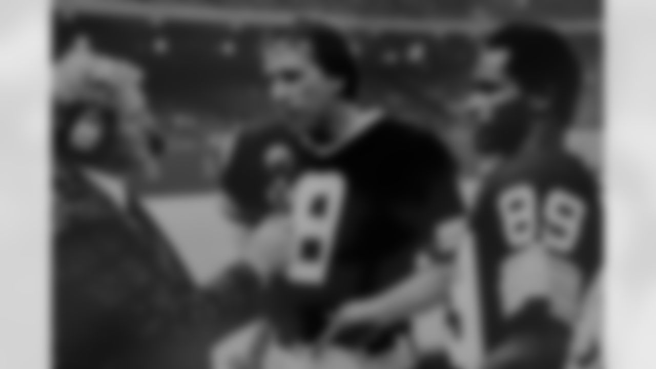 On January 28, 1971, the New Orleans Saints drafted quarterback Archie Manning as the second overall pick. Check out his years in uniform in New Orleans.