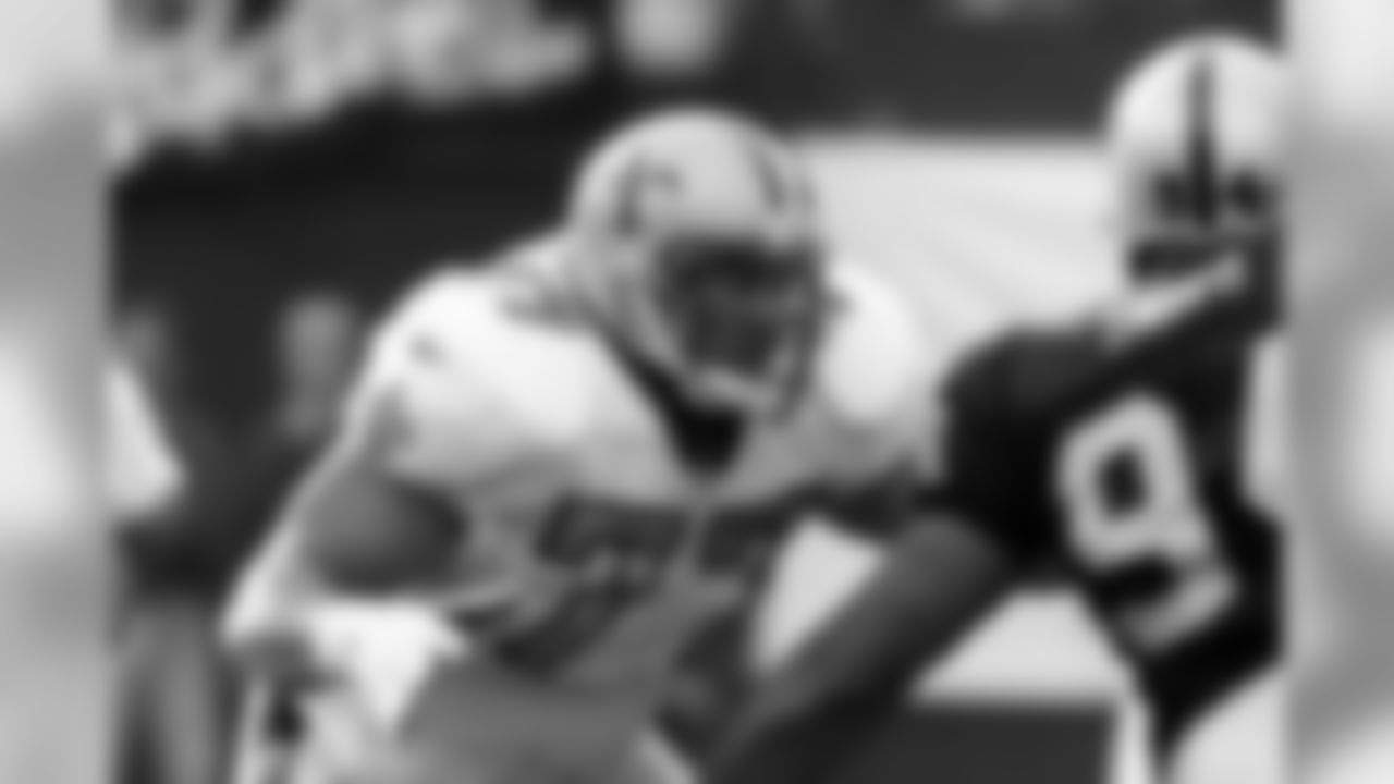 We look back at Pro Football Hall of Fame player Willie Roaf's years in uniform with the New Orleans Saints.