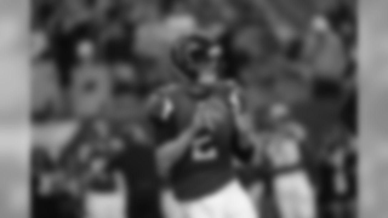 Week 1 - at Atlanta vs Falcons' Matt Ryan