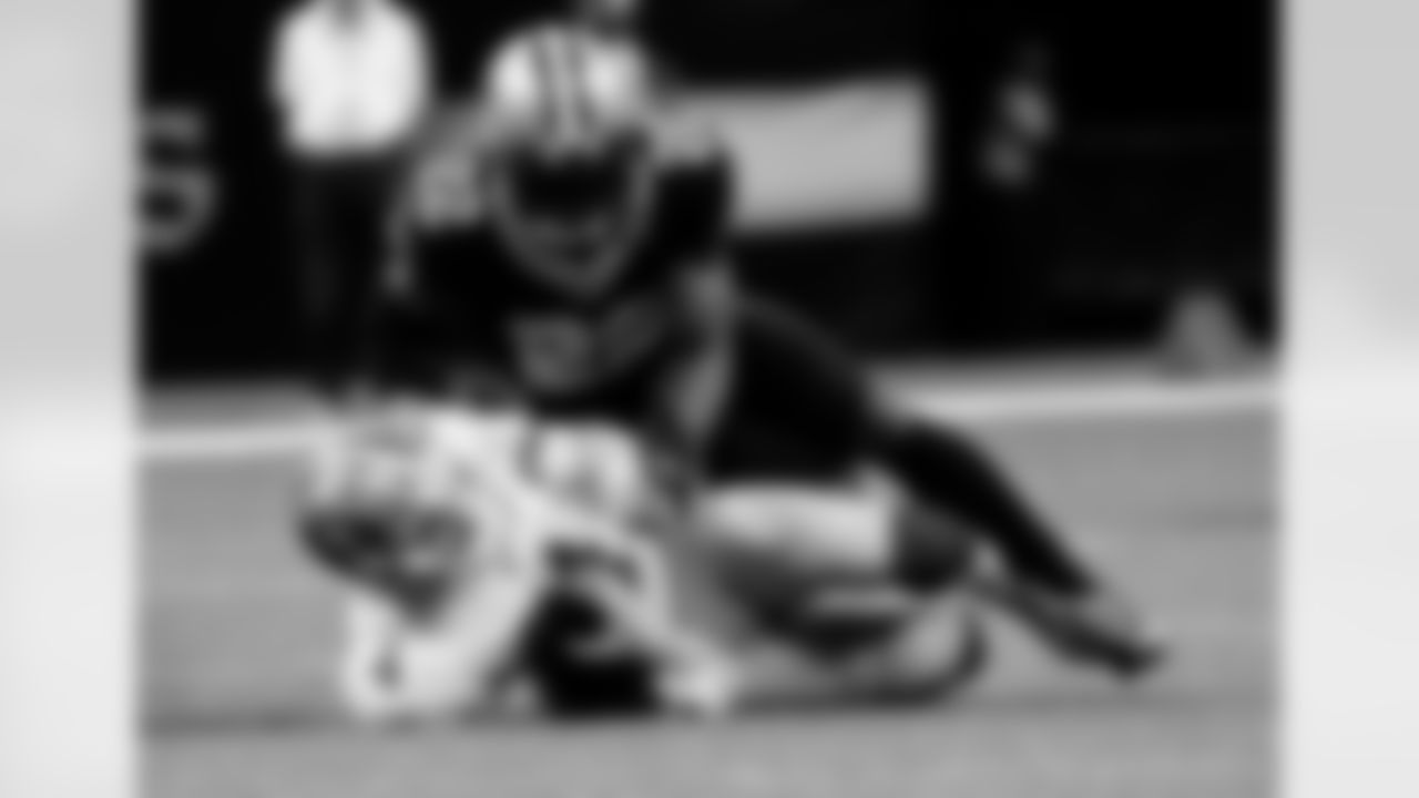 Check out photos of New Orleans Saints defensive back C.J. Gardner-Johnson in action during the 2020 NFL season.
