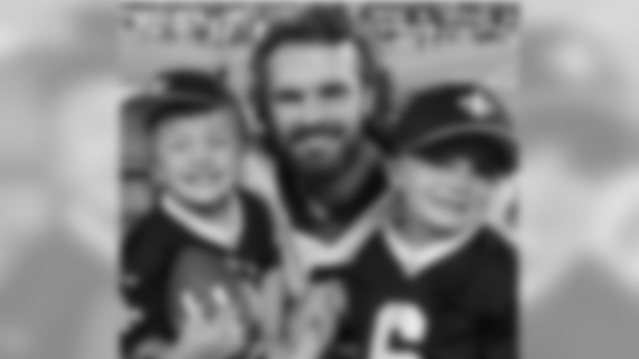 Thomas Morstead: Incredible having Maxwell and Beckett at last night's game in New York. Having kids makes time move faster. So grateful to be able to share this experience with them. #WHODAT #SAINTS