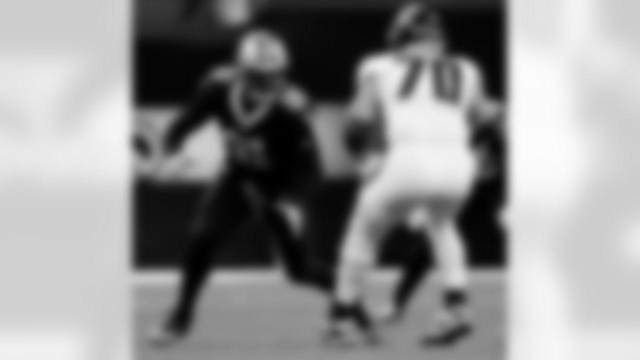 2020 REGULAR SEASON  Saints 24 - Falcons 9 (W)  All Images Copyright Michael C. Hebert