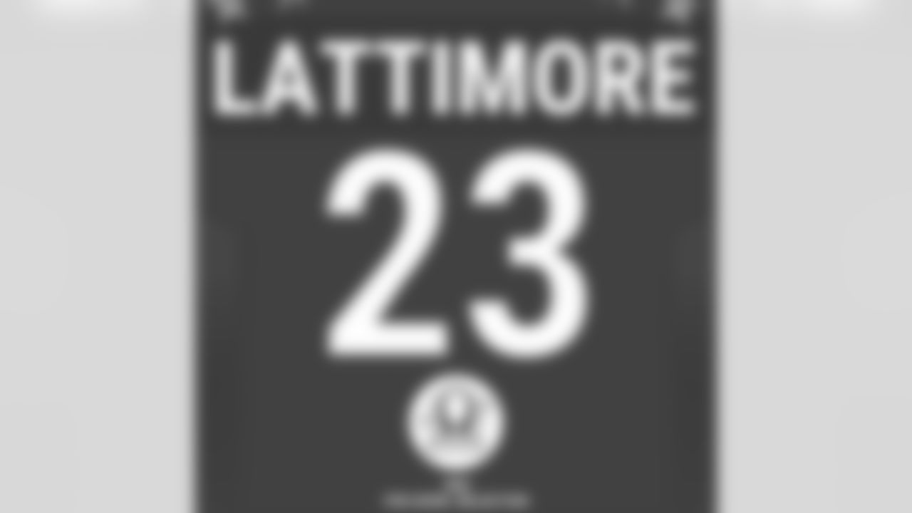 Marson Lattimore: 3/4 years. Super Bowl next!