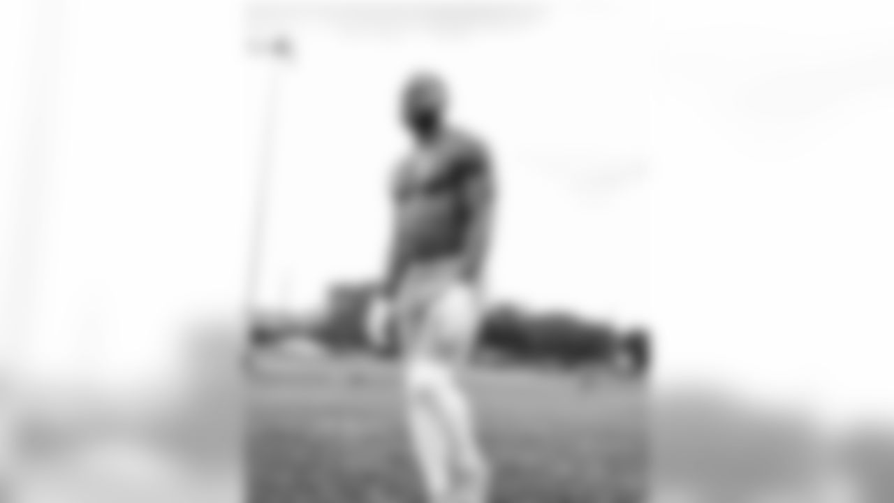 Ty Montgomery: Training