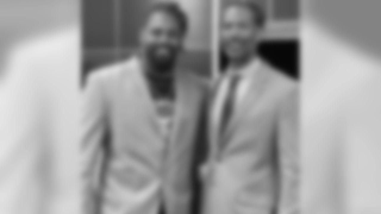 Cam Jordan: Legacy hype...#whatalegend#SteveJordan