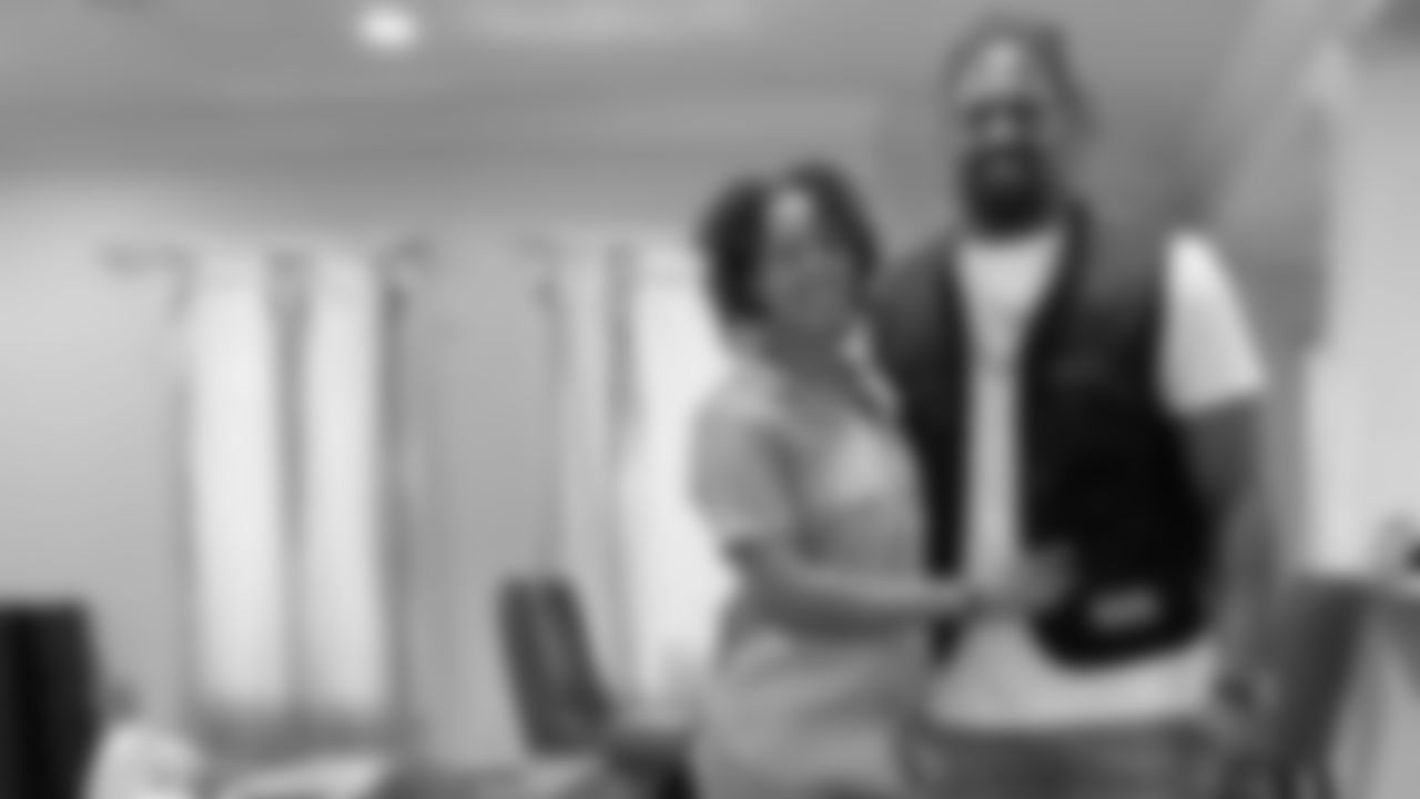 Cameron Jordan: Wonder why our kids are so beautiful?! Cuz mommy and daddy look GOOD! It's our anniversary!!! Rain check!!! cause we still Quarantining and Thriving.
