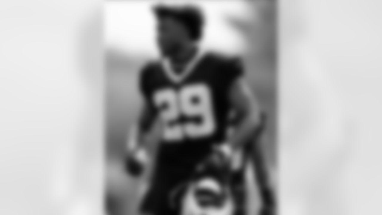 Paulson Adebo • #29 • CB