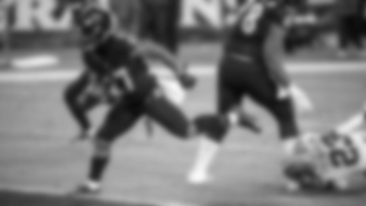 Week 15 Recommended Starter: Baltimore Ravens Running Back J.K. Dobbins (AP Photo/Nick Wass)