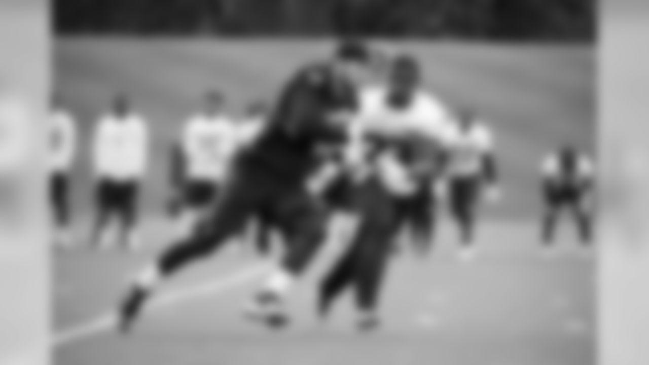 Linebacker Kareem Martin