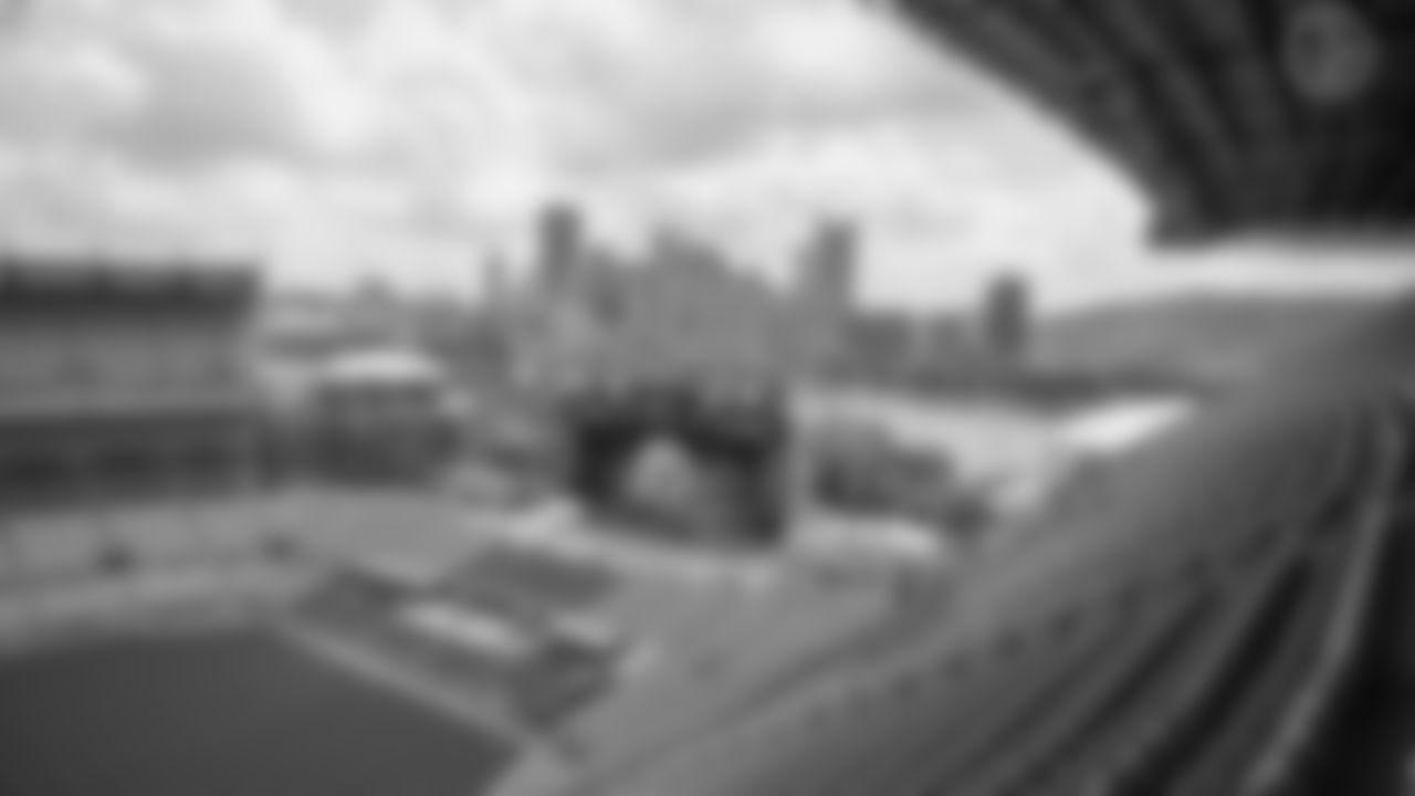 A general view of Heinz Field, Wednesday, June 10, 2020 in Pittsburgh, PA. (Karl Roser / Pittsburgh Steelers)