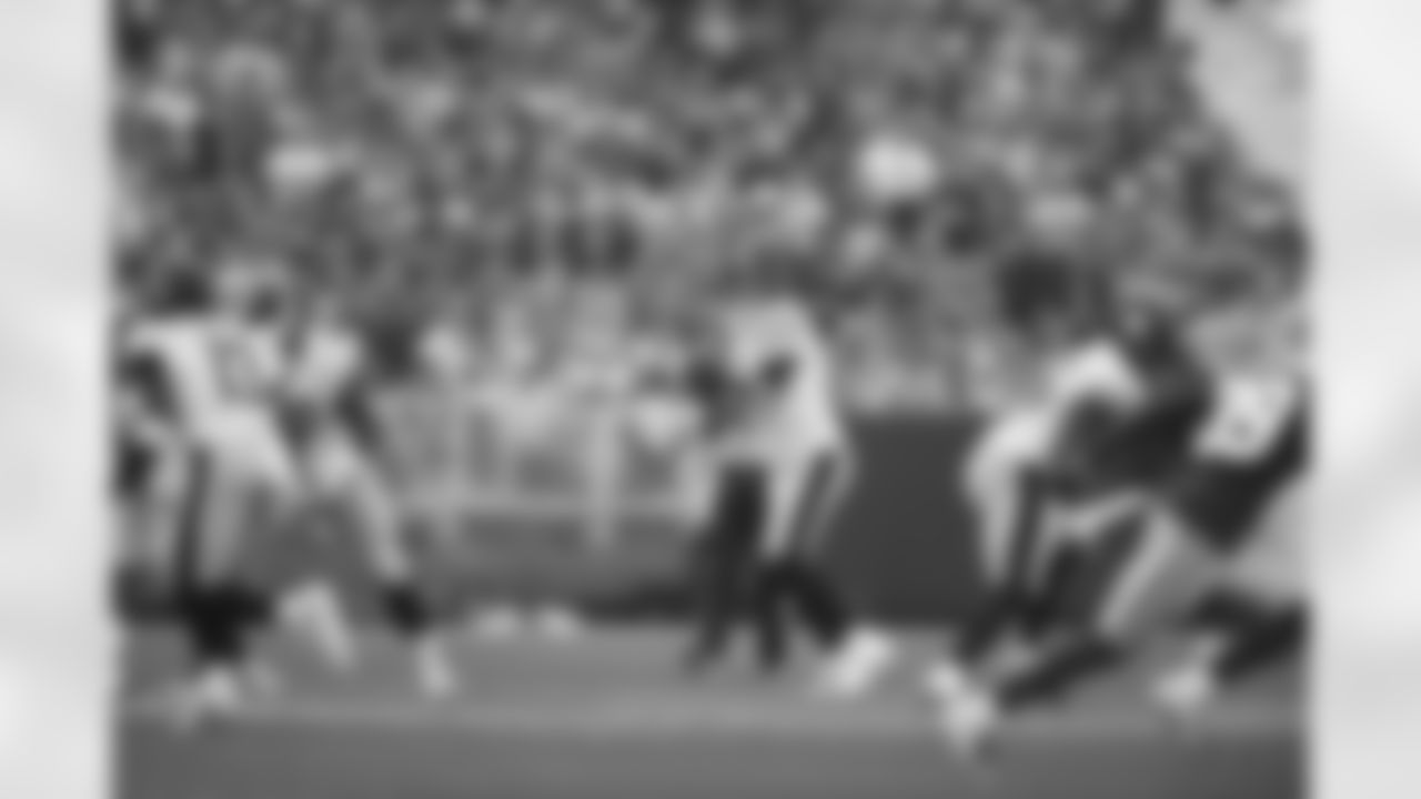 Pittsburgh Steelers quarterback Ben Roethlisberger (7) during a regular season game between the Pittsburgh Steelers and the Green Bay Packers, Sunday, Oct. 3, 2021 in Green Bay, WI. (Karl Roser / Pittsburgh Steelers)