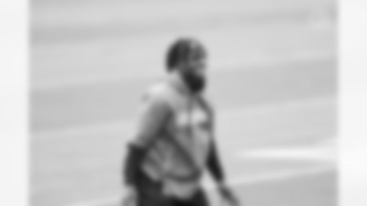 Pittsburgh Steelers wide receiver Diontae Johnson (18) during a regular season game between the Pittsburgh Steelers and the Jacksonville Jaguars, Saturday, Nov. 21, 2020 in Jacksonville, FL. (James Gilbert / Pittsburgh Steelers)