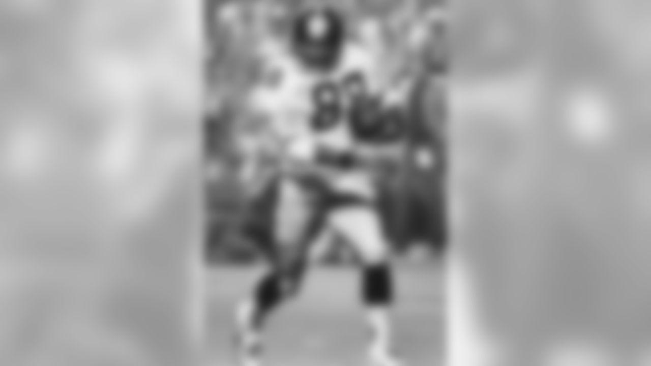 10. Lynn Swann (74-82) - 739 yards