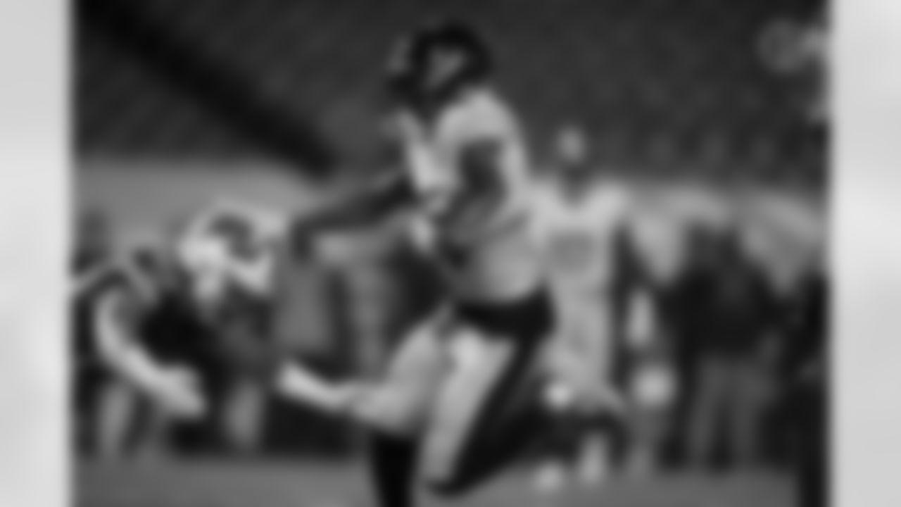 Week 1 - Steelers at Bills (Last regular season game played at BUF in 2020)