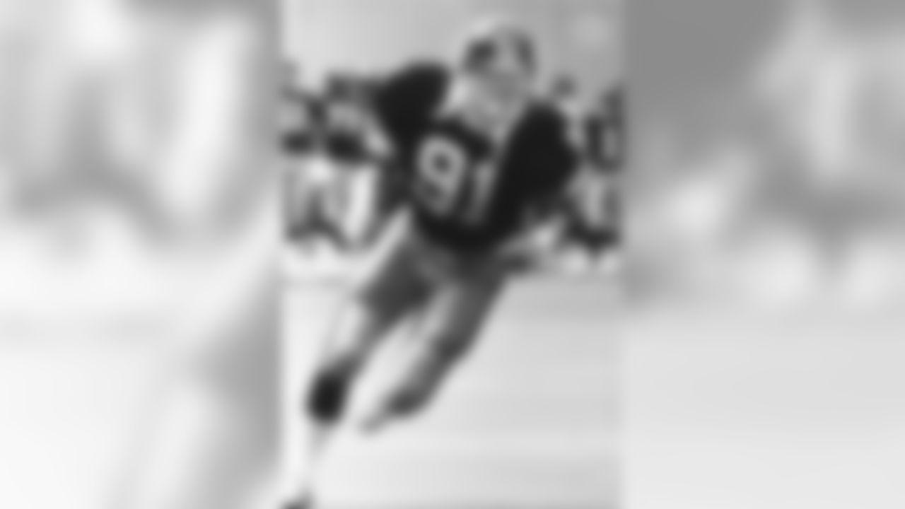 Gregg Carr (85-88)