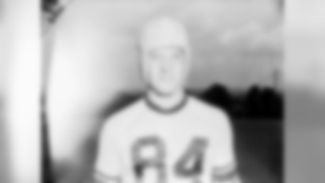Bill McPeak (51-52, 54-57)