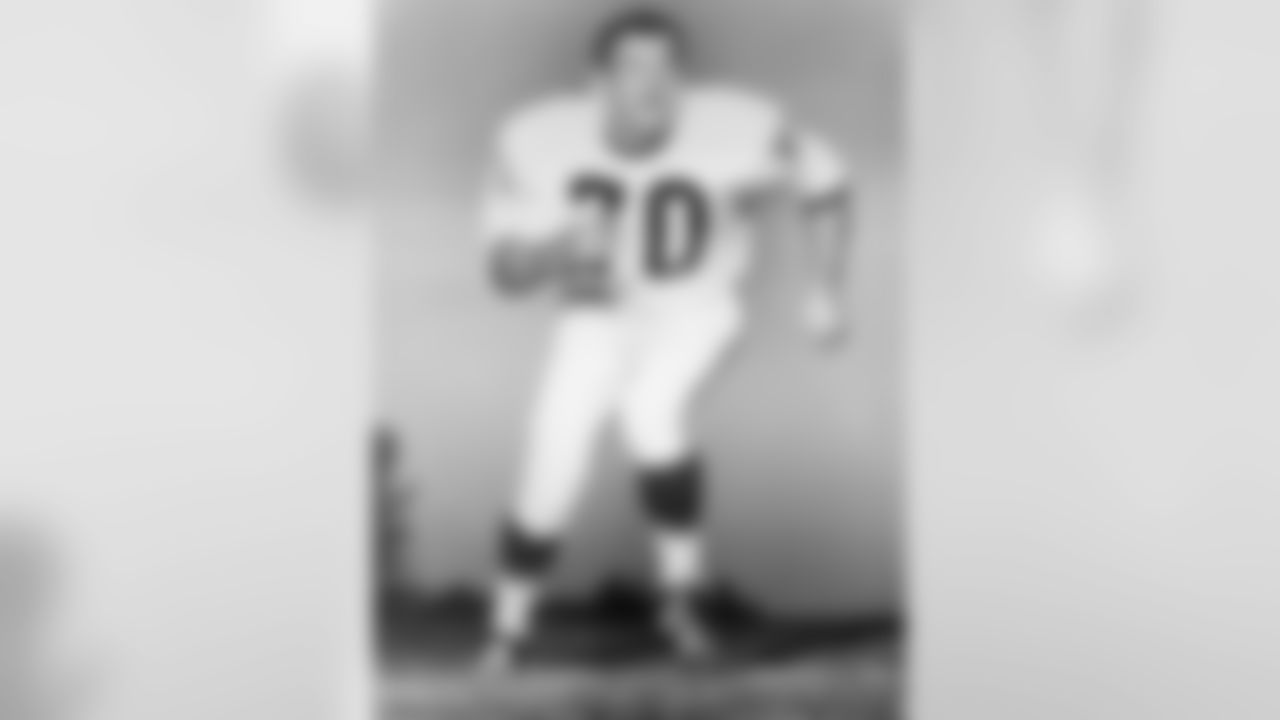 10. Ernie Stautner (1950-63) - 14 Seasons