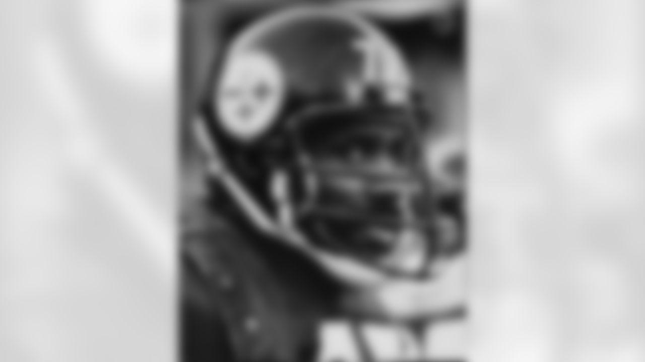 Candid photo of Joe Greene, #75.