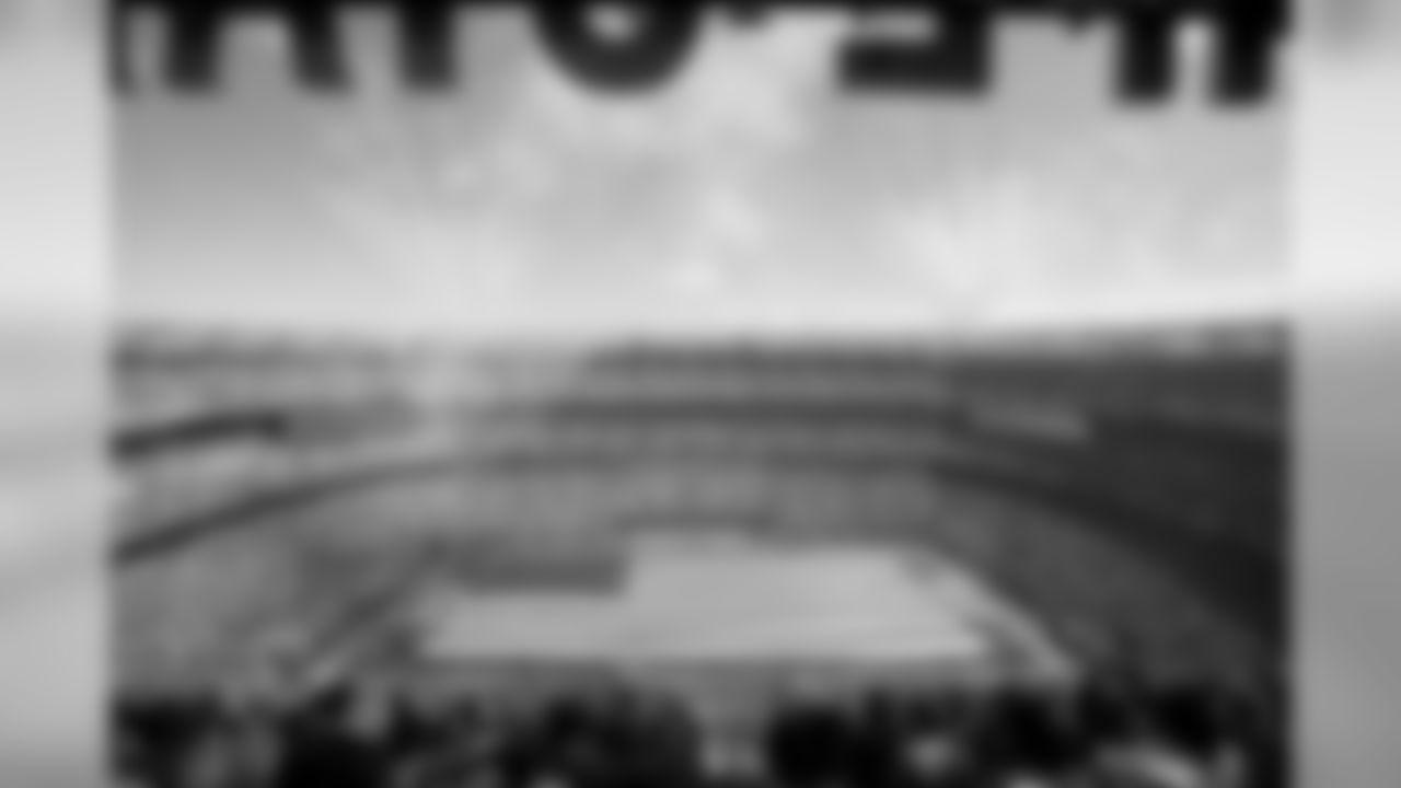 Week 1: MetLife Stadium - New York Giants